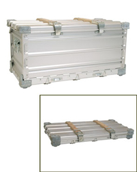 German Army Zarges crate 88x45x44cm