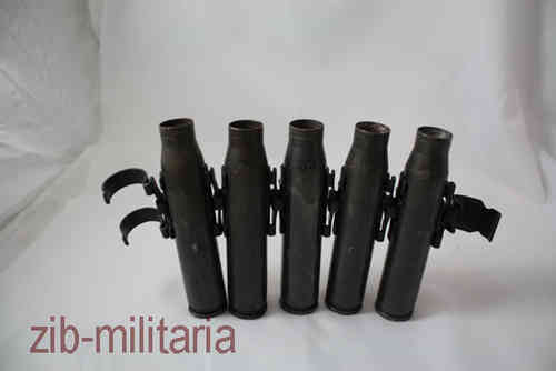 20mm Machine Canon Shells, belted