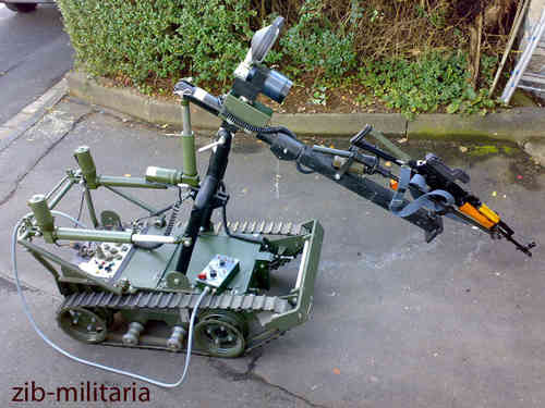 German Army Manipulator