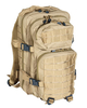Aussault backpack, sand, 50 Liter