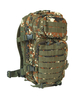 Aussault backpack, dot camo, 50 Liter