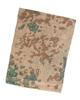 Army netting scarf, tropical