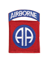 "US WW2 Patch ""82nd. Airborne"""