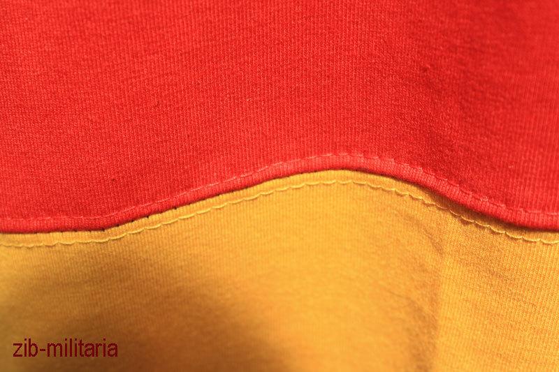 WM Deutschland Fahne T Shirt Schwarz Rot Gold gestreift