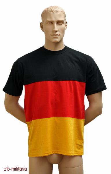 Worldcup T-Shirt 2014 Germany, black red gold fanshirt, trikot
