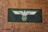 Breast Eagle for EM / NCO 1940, Bevo