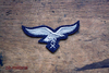 Luftwaffe breast eagle on greyblue