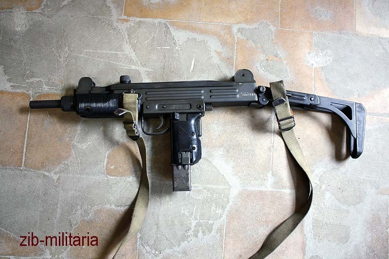 Deactivated Guns and MPs buy demilled maschine pistole