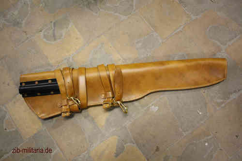 US leather case M1 Garand - dark