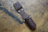 WH bayonet frog K98, brown