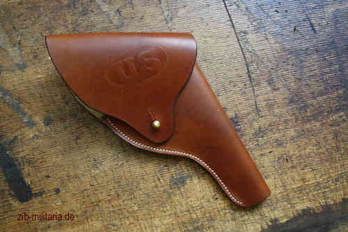 US belt holster for S&W .38 Victory revolver