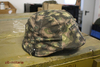 WX helmet cover blurred edge camo, reversible