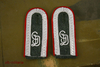 Shoulder Boards Wehrmacht Uffz. GD, red