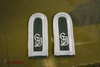 Shoulder Boards Wehrmacht Feldwebel GD, white