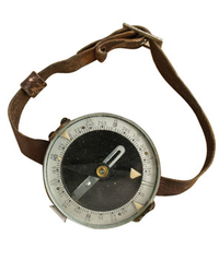 Red Army arm compass