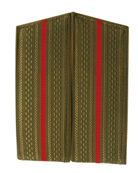 Red Army shoulder boards officer