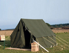 US small wall tent WWII