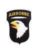 "US WW2 Patch ""101th Airborne"""
