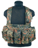 Chest rigg 6-pocket dot camo
