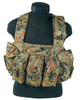 Chest rigg 6-pocket digital dot camo