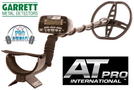 Металлоискатель Garrett AT Pro International