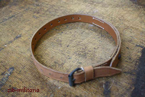 WH leather strap, brown