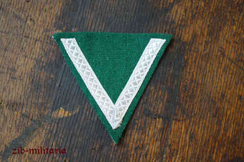 "WH Rank chevron ""Gefreiter"", early"