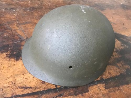 German Army Para helmet bowl