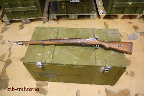 Gewehr 1908 ,DWM, deactivated rifle