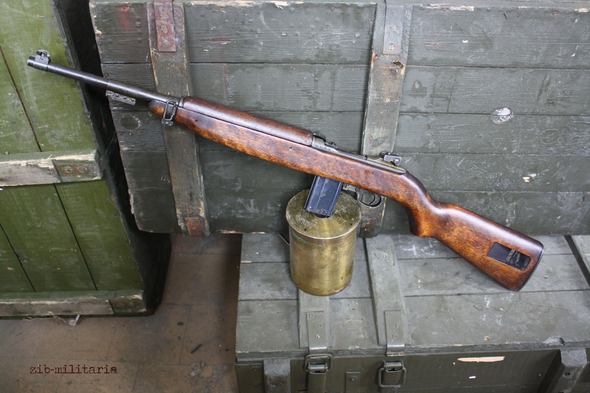 Carbine  30 M1, deactivated rifle (WWII)