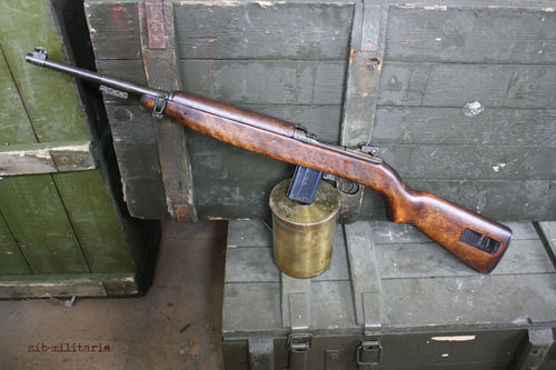 Carbine .30 M1, deactivated rifle (WWII)