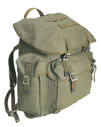 German Army rucksack with carrying system, 25L