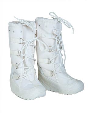 Italian snow boots