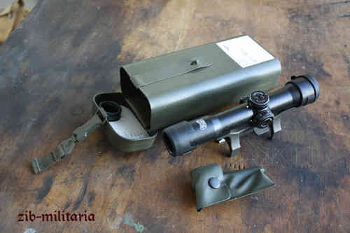 MP5 scope Hensoldt Fero Z-24 german army