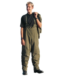 Swedish Army motorbike pants