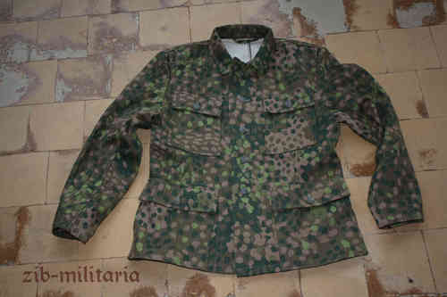 WX field jacket M44 pea dot, zib