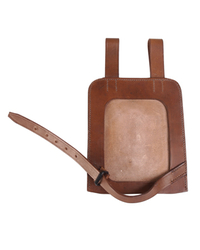 WH shovel-carrier, brown