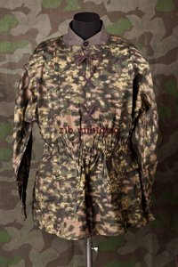 WX reversible combat blouse, blurred edge