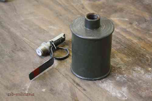 Russian RG42 grenade decoration, metal
