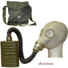 Polish gas mask