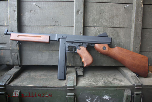 Thompson M1A1 MP, Snow Wolf, AEG Airsoft, 0,5 Joule