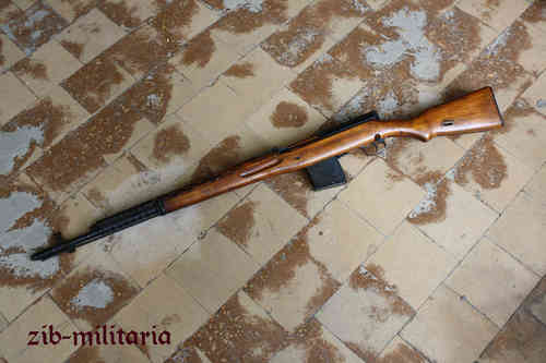 Tokarev SVT-40 with scope rails, deactivated rifle (WWII)