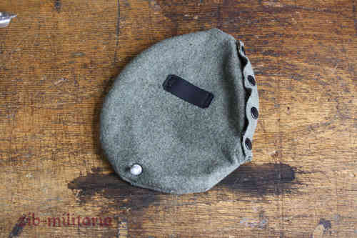 WH cover for field bottle, felt, fieldgrey