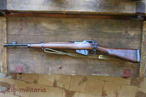 Lee Enfield No.5, demilled rifle