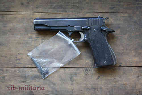 Colt 1911 9mm (Star made), deactivated pistol