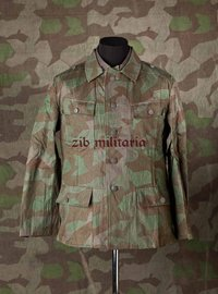 WH field blouse M43 Splitter