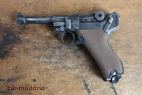 WH Luger P08, aged, model pistol
