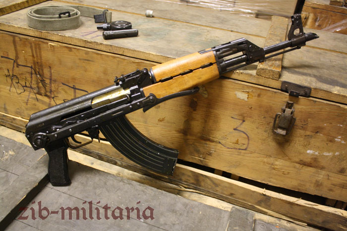 ak47 yugo m70ab2 mit klappschaft und granatvisier deko sturmgewehr. Black Bedroom Furniture Sets. Home Design Ideas