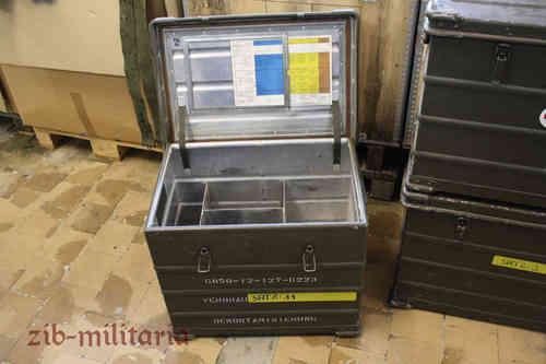 German Army Zarges crate 60x38x48cm