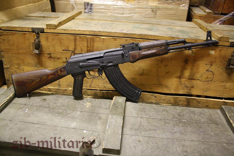 AK47 (AKM) fix stock, Poland, deactivated assault rifle